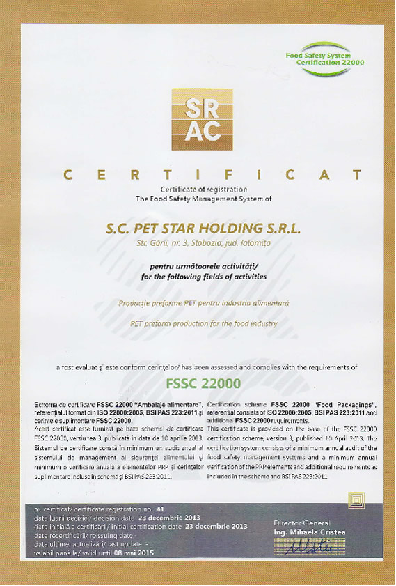 certificate-srac-fssc_22000